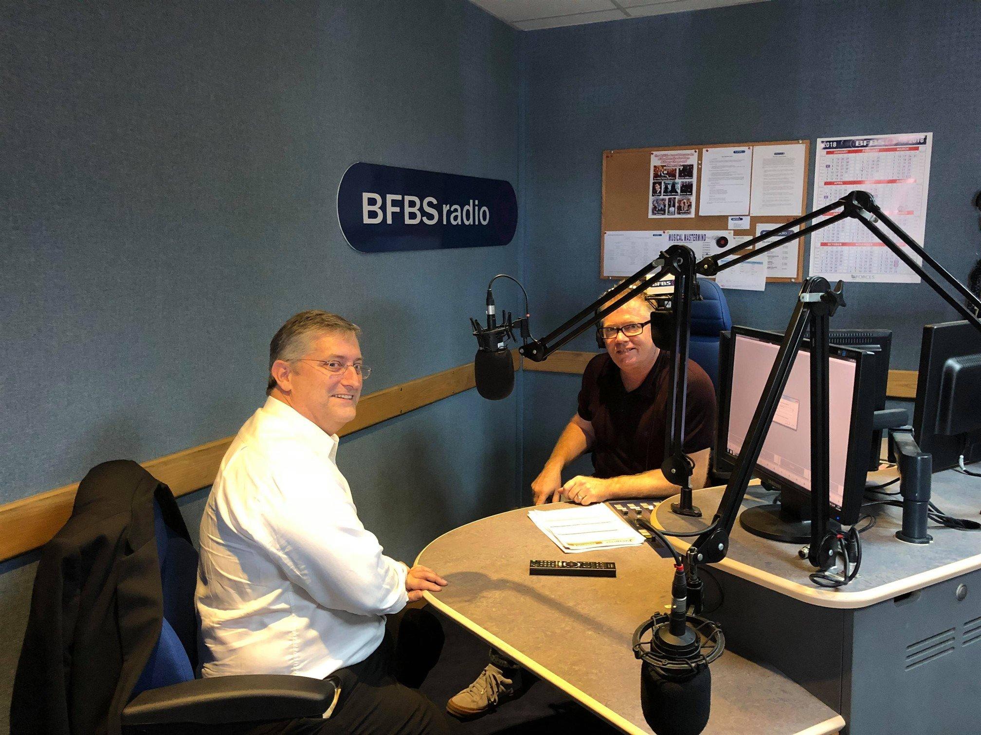 Radio Interview: