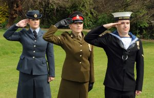Serving Personnel